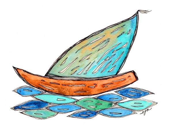 brian's sailboat